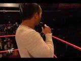 WWE - The Rock tells a story about Hulk Hogan