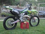 World's Nicest KX 125, 2010 Pro Circuit Monster Energy Factory Bike