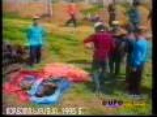 Преступления русской армии в Чечне.Самашки,1995 год.