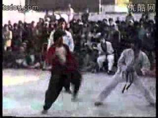 ЛУЧШИЕ БОИ: кунфу против карате кекушинкай