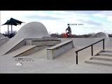 Aaron Ross Cement Parks Empire Bmx