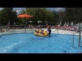 Aquafan лучший парк водных аттракционов