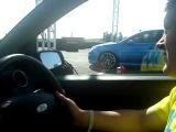 Fiesta ST Ian Carr vs Vauxhall Vectra VXR