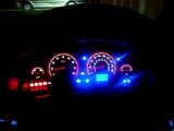 Vauxhall Vectra VXR Speedo On Startup