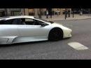 SEXYCORA'S Lamborghini Murcielago LP640 FULL REV LOUD ACCELERATION