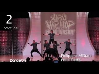2011 Hip Hop International Recap Day 4 - Junior, Megacrew, and Adult World Preliminaries