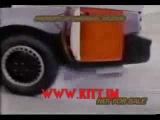 Kitt Supercar dietro le quinte del telefilm americano Knight Rider con Turbo Boost - Parte 4/4