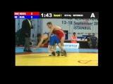 Greco Roman Wrestling World Championships 2011 Part IV