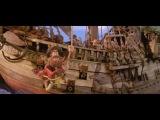 Видео к мультфильму «Пираты: Банда неудачников» (2012): Тизер (дублированный)
