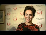 Anonymous: Camilla Belle Crystal Quill Awards Interview
