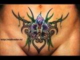 Татуировки. Тату на интимных местах
