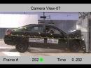 Crash Test 2011 - 20** Toyota Camry Camry Hybrid  Daihatsu Altis (Full Frontal Impact) NHTSA