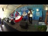 Garifuna Collective ft. Umalali. Smithsonian folklife festival 2011.07.11