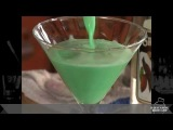 How to make a Grasshopper Martini - Drink recipes from Bartending Bootcamp