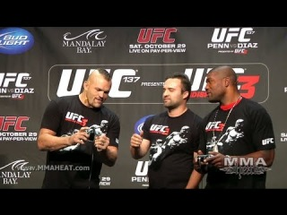 Chuck Liddell vs Rampage Jackson: THQ UFC Undisputed 3 Fight with PRIDE Rules
