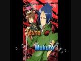 Tsuna & Mukuro - JUMP! VER