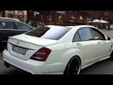 -  LORINSER S65 AMG + TechArt 911 Turbo in Hamburg