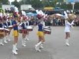 Арбузный фестиваль Камышин 2009: барабанщицы