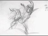 Tarzan rough Pencil-Test