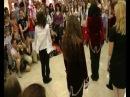 Акция памяти Майкла Джексона 25 июня 2010 г. ТЦ Европейский. Танцевальный трибьют от коллектива MJJ Agents.