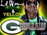 Lil Wayne - Green and Yellow Freestyle + Download Link (Black and Yellow Remix) *NEW*