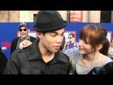 Roshon Fegan, Bella Thorne StarCam Interviews,