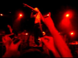 DIR EN GREY - Kyo: Last song - TOUR2011 PARADOX OF RETALIATION: Milk Club, Moscow [2011.08.25]