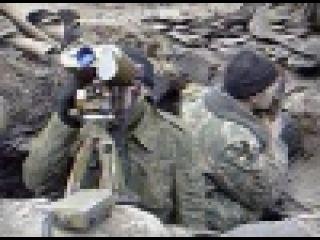 Под контроль взята основная дорога из Чечни в Грузию - Аргунское ущелье - Первый канал