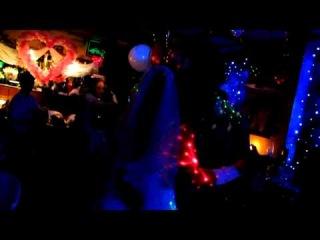 Танцы на свадьбе в ресторане. Цветомузыка, лазеры. ВИДЕО от ФОТОграфа. (Клип)