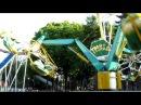 Карусель `тройка` на ВВЦ ВДНХ. Carousel