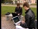 В Гатчине появилась первая общественная бесплатная зона Wi-Fi.