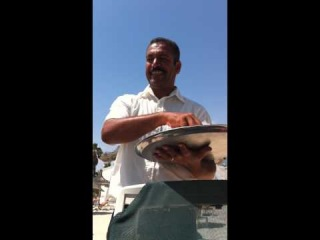 Marhaba Beach Hotel, Sousse, Tunisia Vitamin Man (drinks man)