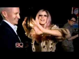 Lady Gaga Dancing to Born This Way on 60 Minutes HD