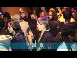 Boxer Floyd Mayweather, 50 Cent and Adult Film Star Pinky HU Homecoming Party