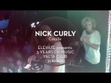 Nick Curly @ Elevate: 5 years of music - Yalta Club, Sofia.