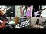 [HD]K-ON!! ED2 [NO, Thank You!] Band cover