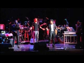 Bilal- Soul Sista (Berklee Neo-Soul Ensemble Tribute)