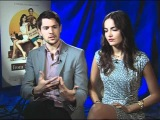 From Prada to Nada - Exclusive: Camilla Belle and Nicholas D'Agosto Interview