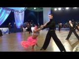 ANDREY GUSEV & ELIZAVETA CHEREVICHNAYA - IN MOSCOW 2011 - RUSSIAN RUMBA  - GUSEV STYLE