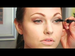 Макияж Анжелины Джоли. Уроки макияжа. Профессиональный визаж. Косметика.