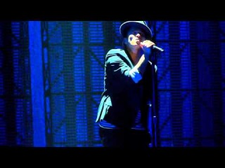 Bruno Mars en Live au Zenith de Nantes HD