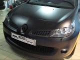 Renaut Clio sport, оклейка авто пленкой re-styling.ru