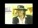 Stevie Ray Vaughan - Interview on National College Television,Orlando 3.25.-87