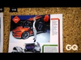 Анонс декабрьского номера GQ 2011