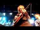 Brian May playing Tie Your Mother Down at the Eddy Christiani Award with Roel van Velzen 23-04-2011