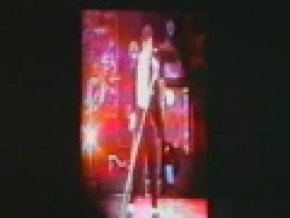 MICHAEL JACKSON DANGEROUS WORLD TOUR 1992 BILLIE JEAN