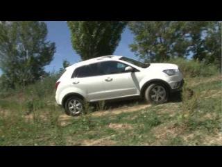 Ssangyong Korando e-XDI200 4WD Luxe