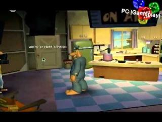 Pc   Gameplay   Прохождение Сэм и Макс, Сезон 1 эпизод 2 Ч.3