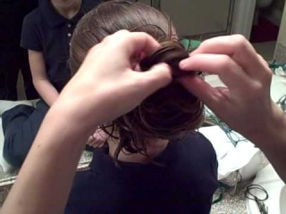 Messy Bun #1 | Cute Girls Hairstyles