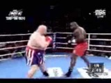 Butterbean vs Marcus Royster - Kickboxing